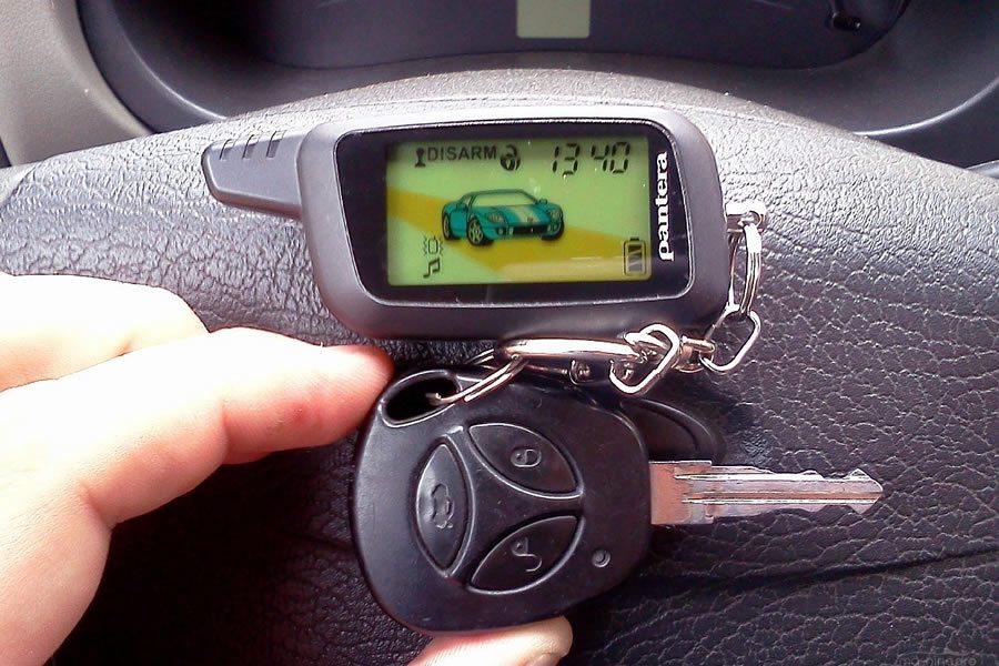 Инструкция автозапуск пантера