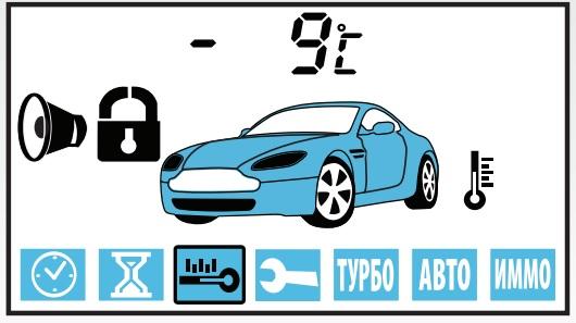 Режим автозапуска в зависимости от температуры