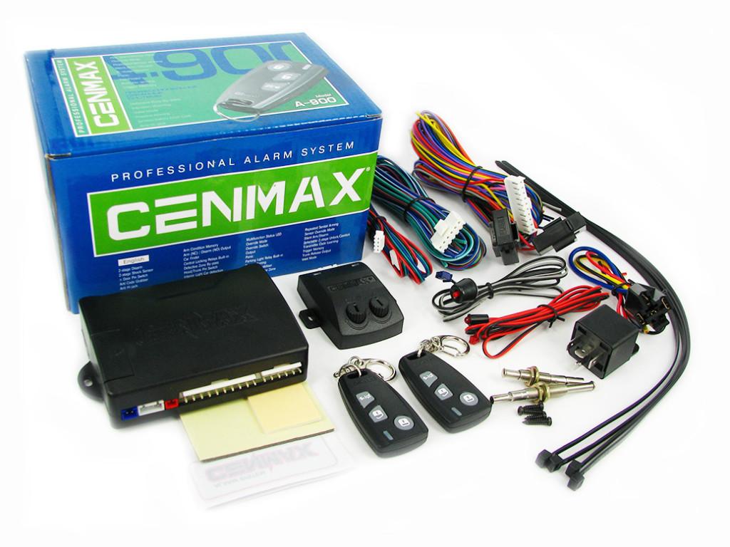 Cenmax A 900