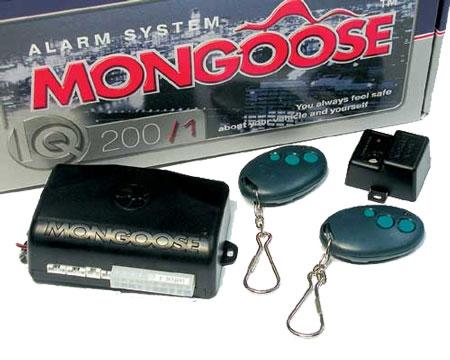 Mongoose IQ 200