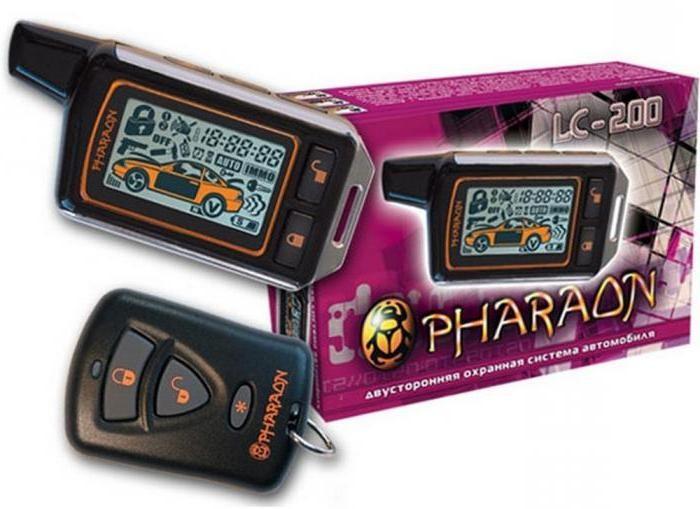 Pharaon LC 200
