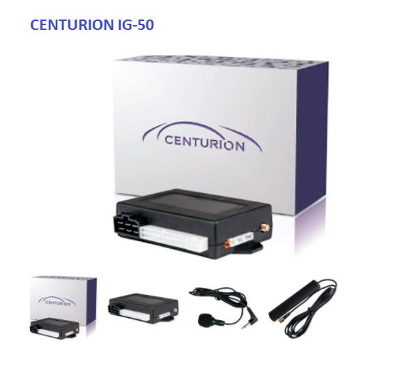 Centurion IG-50