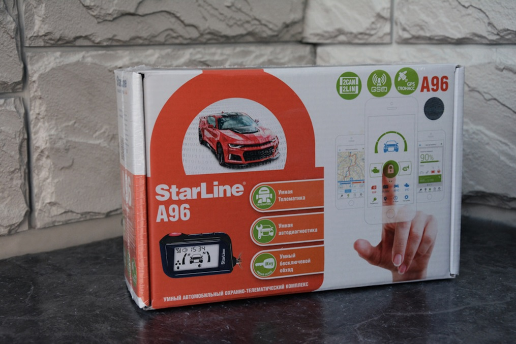 Starline A96