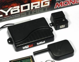 Сигнализация Mongoose Cyborg