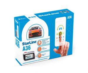 Сигнализация starline а36 инструкция