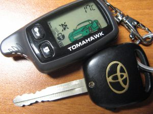 Автосигнализация томагавк: машина не заводится