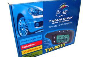 Автосигнализация tomahawk tw 9010 отзывы