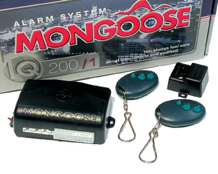 Mongoose IQ 200